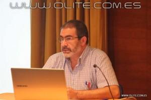 """Julián Pérez, en la conferencia inaugural """"Ajedrez Educativo"""""""